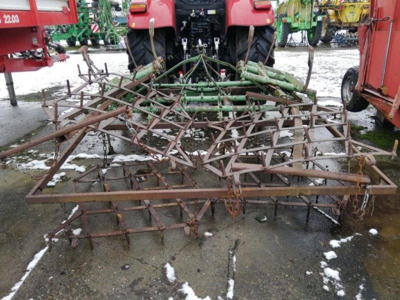 Saatbettkombination/Eggenkombination des Typs MDW-Fortschritt B 231, Gebrauchtmaschine in Vehlow (Bild 1)
