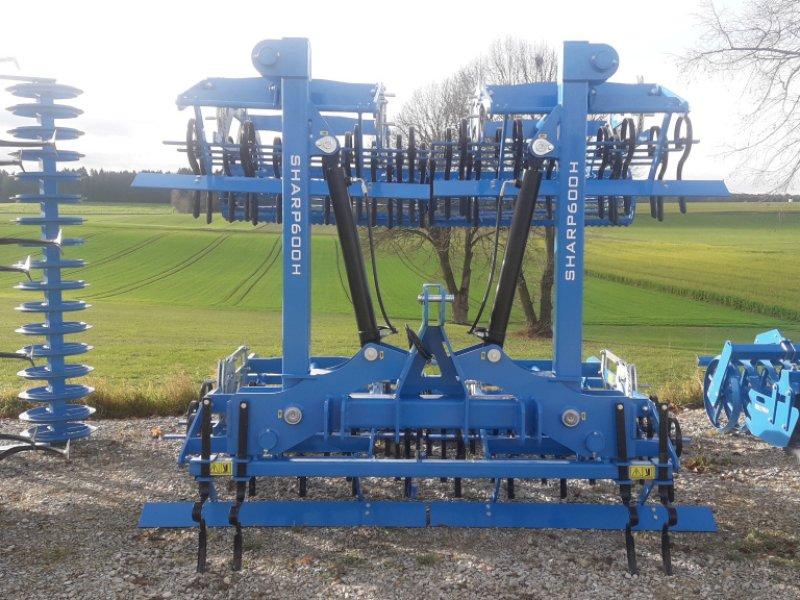 Saatbettkombination/Eggenkombination типа Namyslo Sharp 600, Neumaschine в Hemau (Фотография 1)