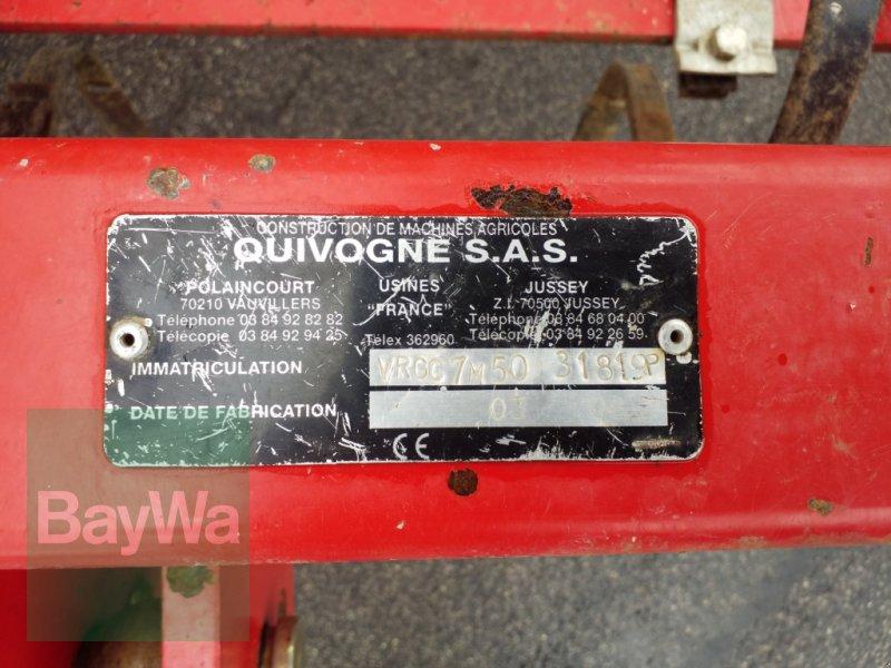 Saatbettkombination/Eggenkombination des Typs Quivogne VRGC 7M50, Gebrauchtmaschine in Bamberg (Bild 6)