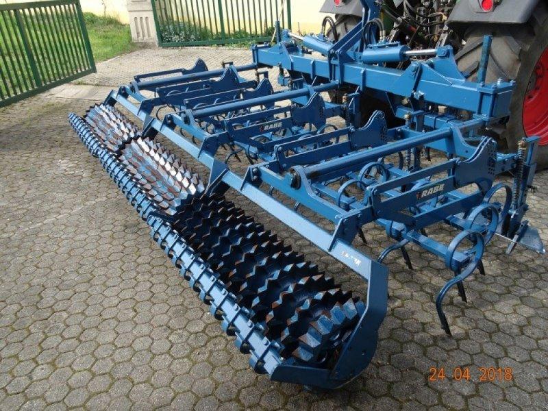 Saatbettkombination/Eggenkombination des Typs Rabe Sturmvogel 4500 K, Gebrauchtmaschine in Pettendorf (Bild 1)
