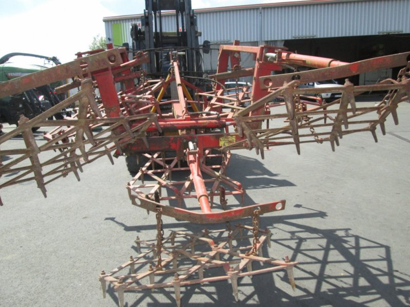 Saatbettkombination/Eggenkombination des Typs Rau OEH Egge ca. 3,50 m, Gebrauchtmaschine in Wülfershausen an der Saale (Bild 2)