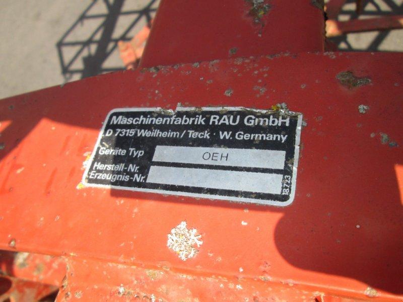 Saatbettkombination/Eggenkombination des Typs Rau OEH Egge ca. 3,50 m, Gebrauchtmaschine in Wülfershausen an der Saale (Bild 6)