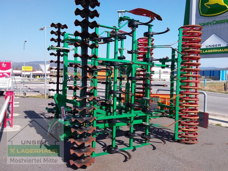 Saatbettkombination/Eggenkombination des Typs Regent Terrakan 6000, Vorführmaschine in Bergland (Bild 1)
