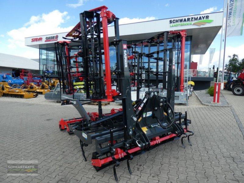 Saatbettkombination/Eggenkombination des Typs Saphir Finestar 500 Ecoline, Neumaschine in Aurolzmünster (Bild 1)