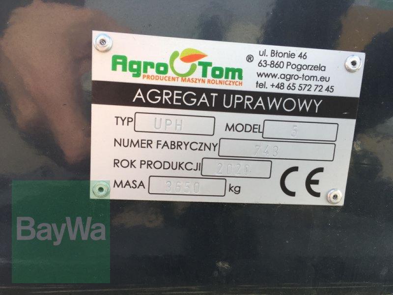 Saatbettkombination/Eggenkombination des Typs Sonstige Agro Tom UPH5, Gebrauchtmaschine in Obertraubling (Bild 19)