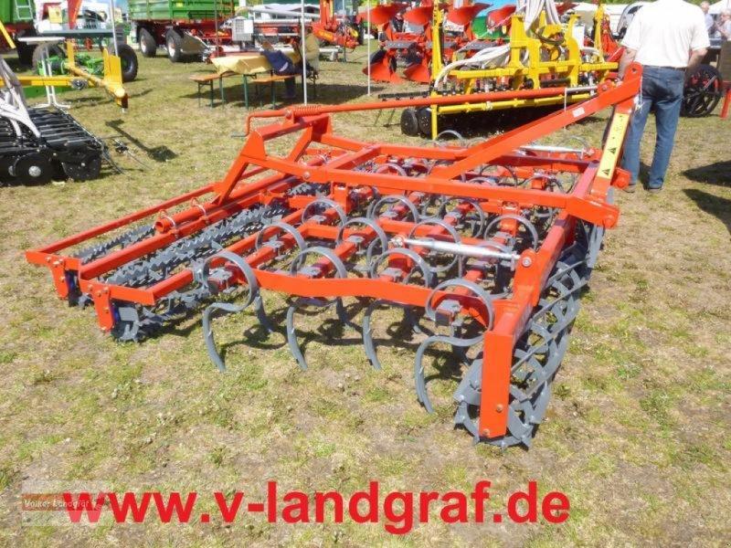 Saatbettkombination/Eggenkombination des Typs Unia Kombi, Neumaschine in Ostheim/Rhön (Bild 1)