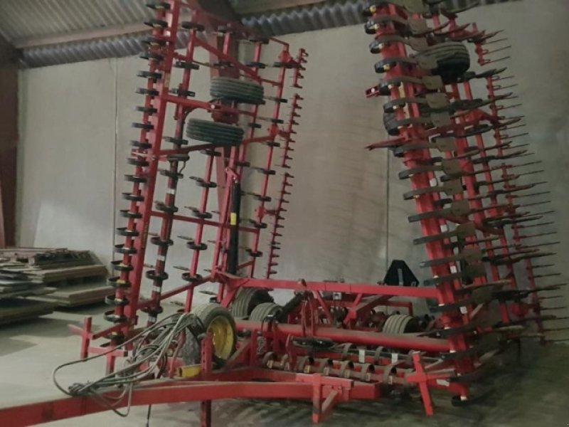 Saatbettkombination/Eggenkombination des Typs Väderstad NZG 10m Såbedsharve, Gebrauchtmaschine in Hammel (Bild 1)