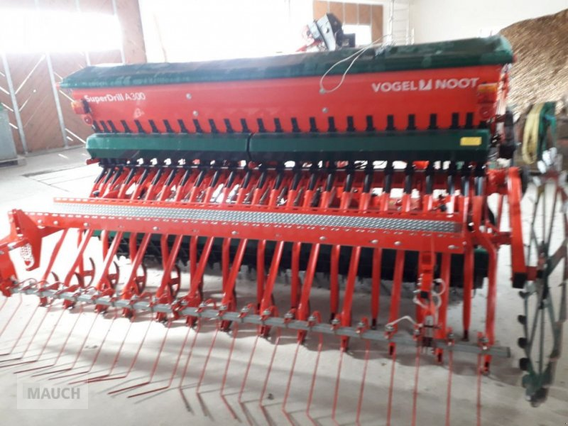 Saatbettkombination/Eggenkombination des Typs Vogel & Noot TerramatL 300 + SuperdrillA300, Gebrauchtmaschine in Burgkirchen (Bild 1)