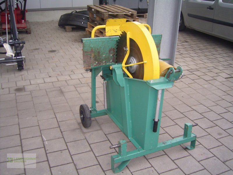 Sägeautomat & Spaltautomat типа Binderberger SSG 700, Gebrauchtmaschine в Hiltpoltstein (Фотография 1)