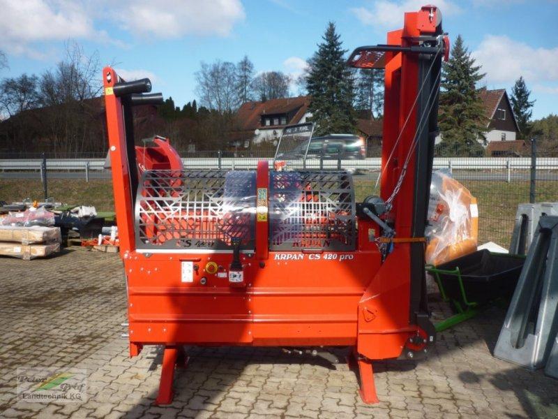 Sägeautomat & Spaltautomat du type Krpan CS 420 Pro, Neumaschine en Pegnitz-Bronn (Photo 1)