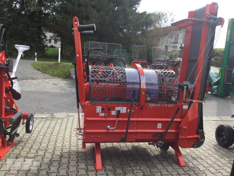Sägeautomat & Spaltautomat des Typs Krpan CS 420, Neumaschine in Fürsteneck (Bild 5)