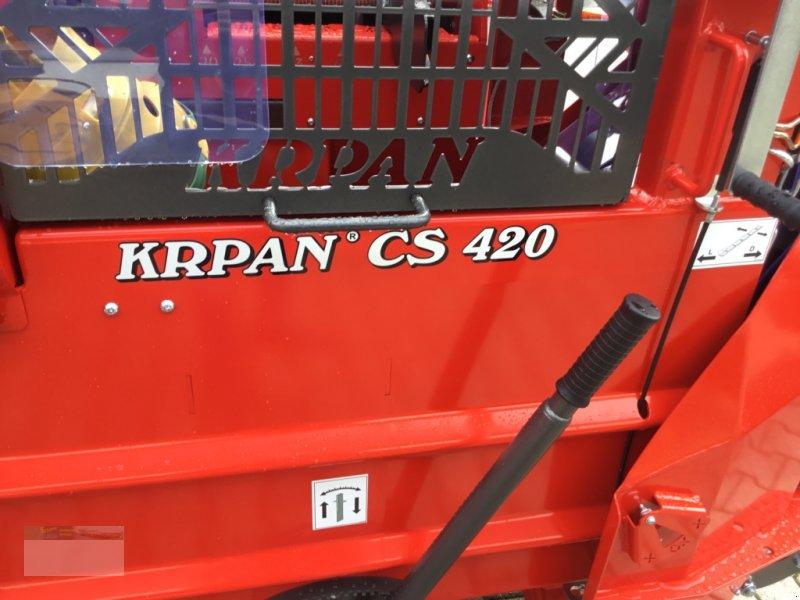 Sägeautomat & Spaltautomat des Typs Krpan CS 420, Neumaschine in Fürsteneck (Bild 3)
