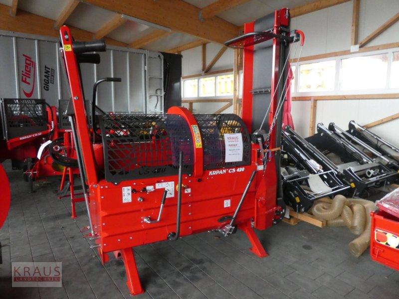 Sägeautomat & Spaltautomat типа Krpan CS 420, Neumaschine в Geiersthal (Фотография 1)