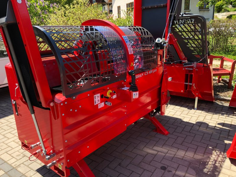 Sägeautomat & Spaltautomat типа Krpan CS420 pro, Neumaschine в Birgland (Фотография 1)