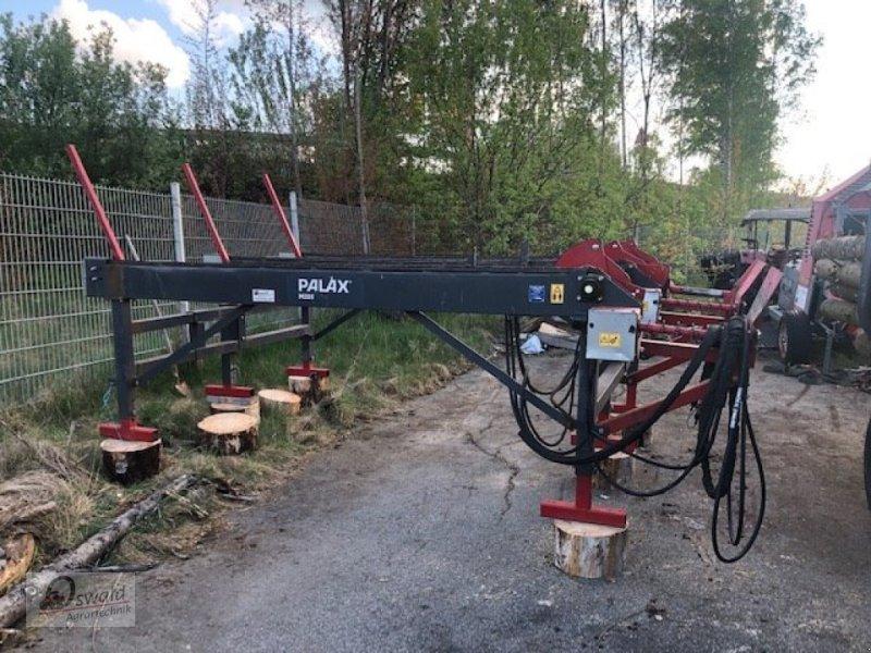 Sägeautomat & Spaltautomat des Typs Palax Auflagetisch Midi, Gebrauchtmaschine in Regen (Bild 2)