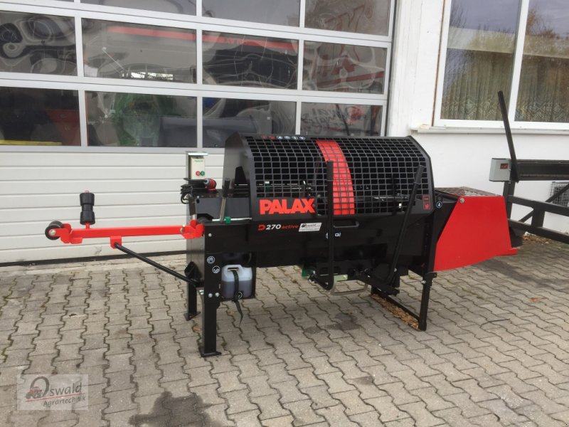 Sägeautomat & Spaltautomat типа Palax D 270 Active SM, Neumaschine в Iggensbach (Фотография 1)