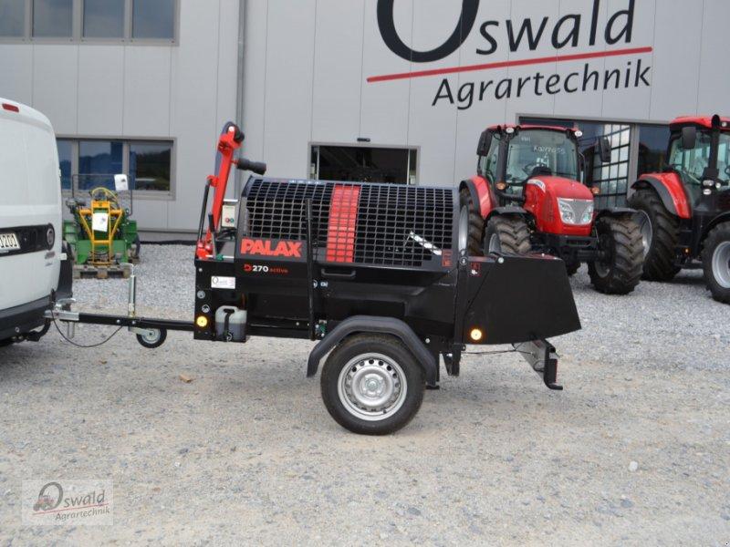 Sägeautomat & Spaltautomat des Typs Palax D 270 Aktive SM, Neumaschine in Iggensbach (Bild 1)