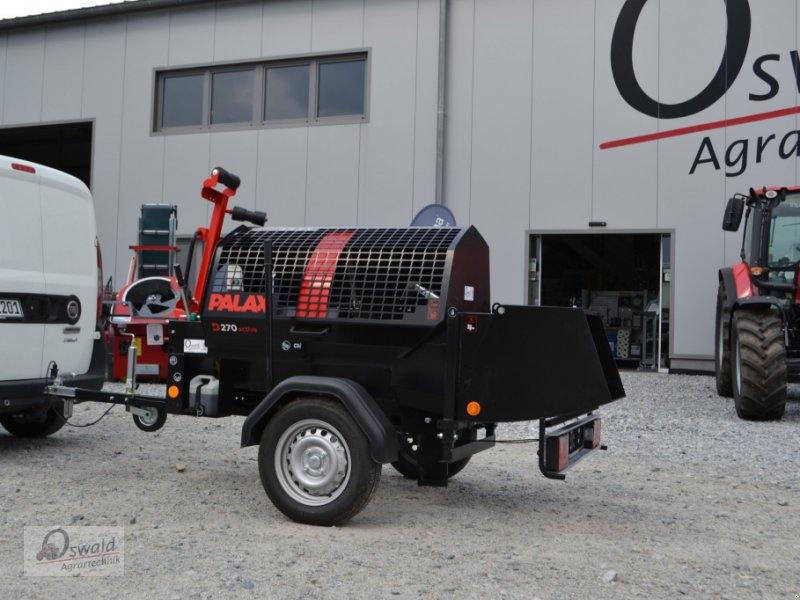 Sägeautomat & Spaltautomat des Typs Palax D 270 Aktive SM, Neumaschine in Iggensbach (Bild 3)