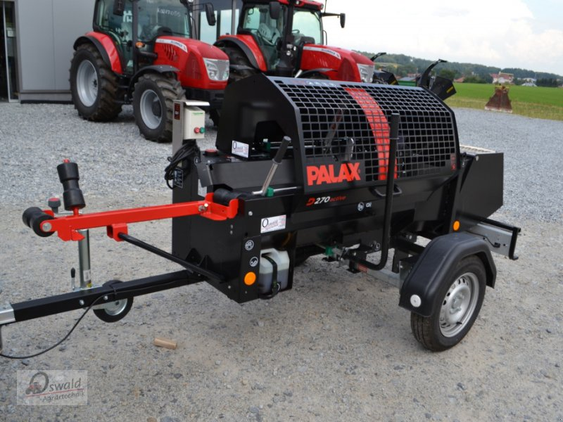 Sägeautomat & Spaltautomat des Typs Palax D 270 Aktive SM, Neumaschine in Iggensbach (Bild 4)