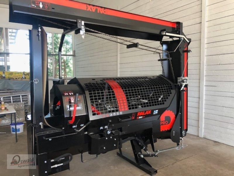 Sägeautomat & Spaltautomat des Typs Palax D 360 Pro, Neumaschine in Regen (Bild 1)