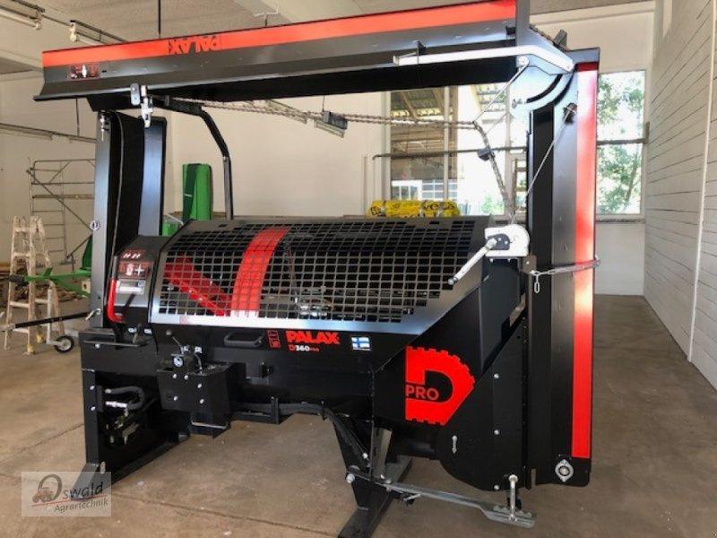 Sägeautomat & Spaltautomat des Typs Palax D 360 Pro, Neumaschine in Regen (Bild 2)