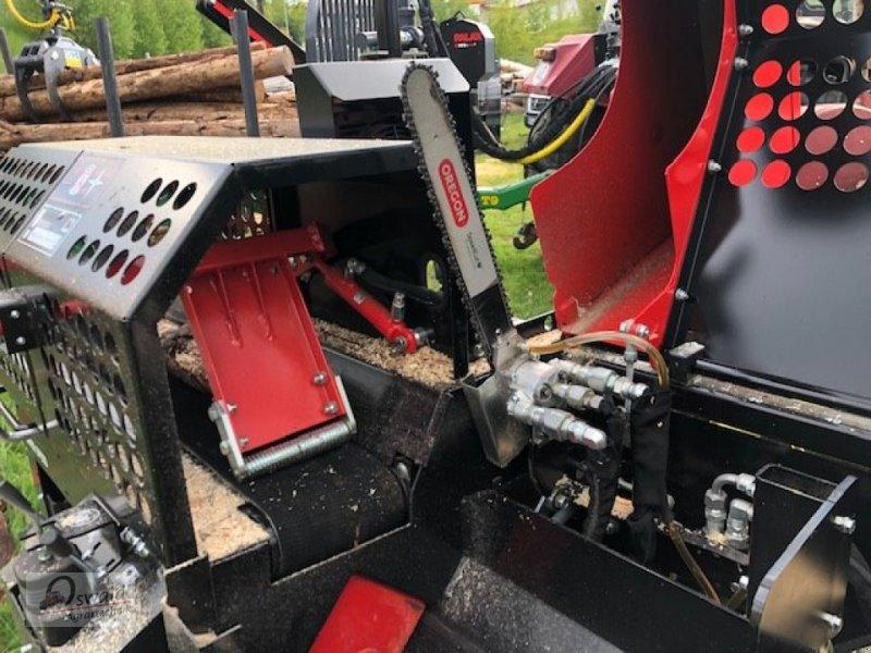 Sägeautomat & Spaltautomat des Typs Palax ks 40, Gebrauchtmaschine in Regen (Bild 3)