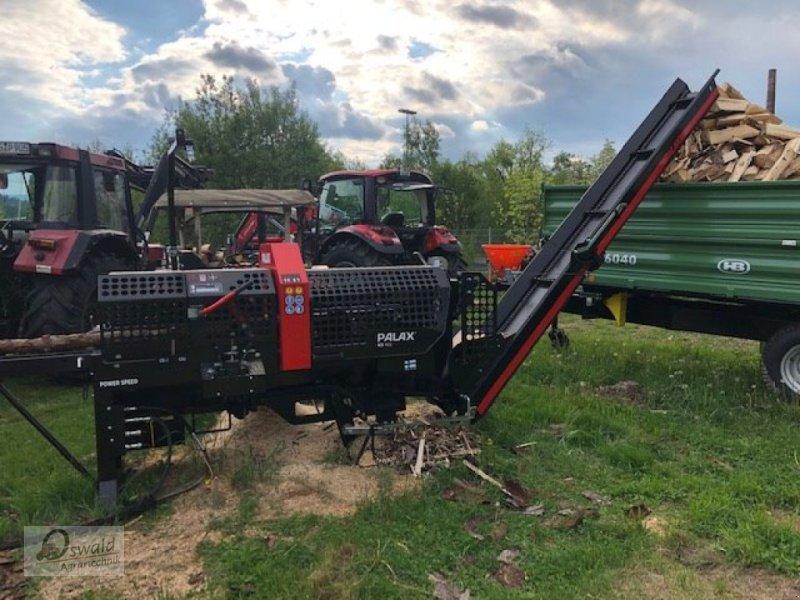 Sägeautomat & Spaltautomat des Typs Palax ks 40, Gebrauchtmaschine in Regen (Bild 4)
