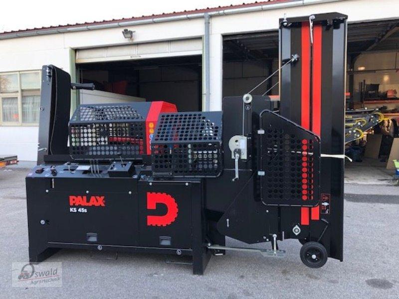 Sägeautomat & Spaltautomat des Typs Palax KS 45, Neumaschine in Iggensbach (Bild 1)