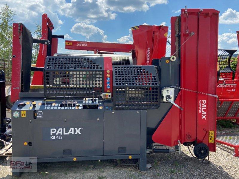 Sägeautomat & Spaltautomat типа Palax PALAX 45S-ZE, Gebrauchtmaschine в Bad Grönenbach (Фотография 1)