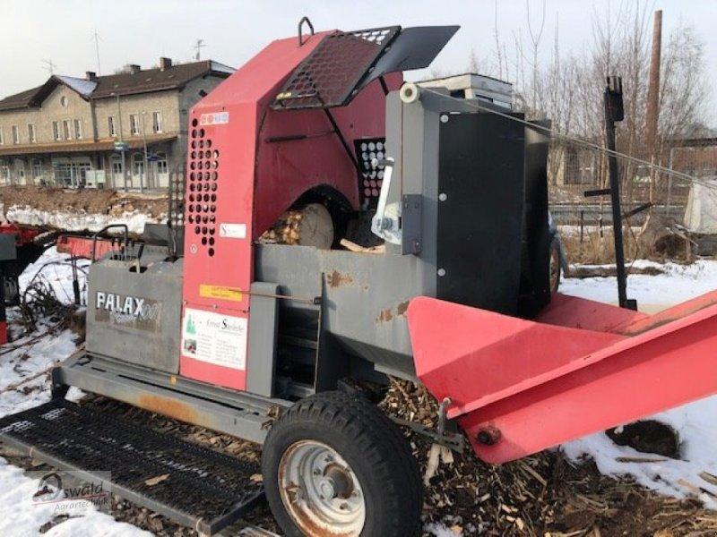 Sägeautomat & Spaltautomat des Typs Palax Power 100 S, Gebrauchtmaschine in Regen (Bild 4)