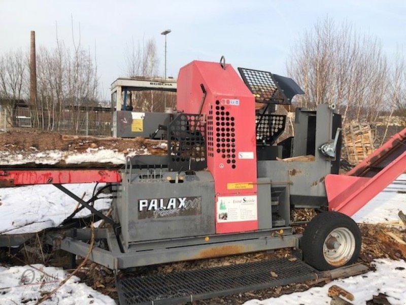 Sägeautomat & Spaltautomat des Typs Palax Power 100 S, Gebrauchtmaschine in Regen (Bild 2)