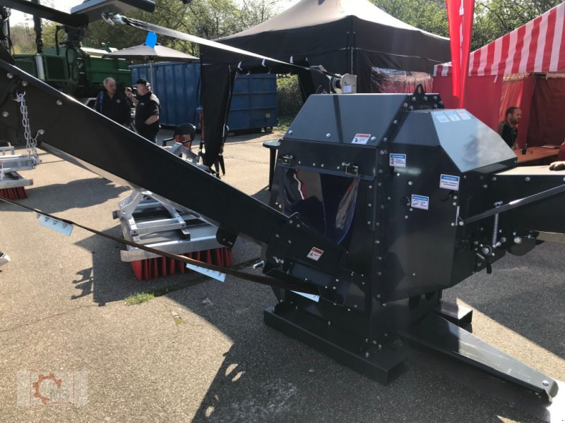Sägeautomat & Spaltautomat des Typs Pilkemaster 20cm Automat, Neumaschine in Tiefenbach (Bild 1)