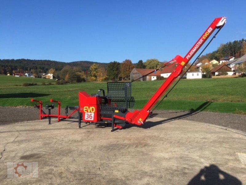 Sägeautomat & Spaltautomat des Typs Pilkemaster EVO 36 10t Stammheber, Neumaschine in Tiefenbach (Bild 2)