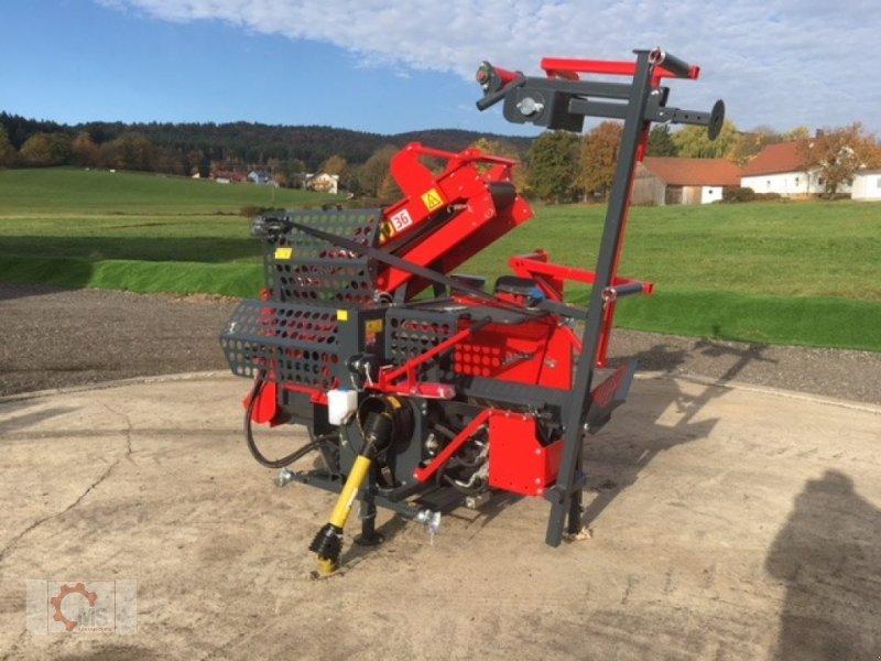 Sägeautomat & Spaltautomat des Typs Pilkemaster EVO 36 10t Stammheber, Neumaschine in Tiefenbach (Bild 3)