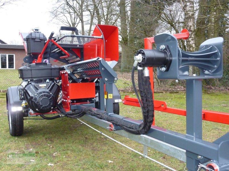 Sägeautomat & Spaltautomat des Typs Pilkemaster EVO 36 Mobil, Neumaschine in Neuenkirchen (Bild 7)