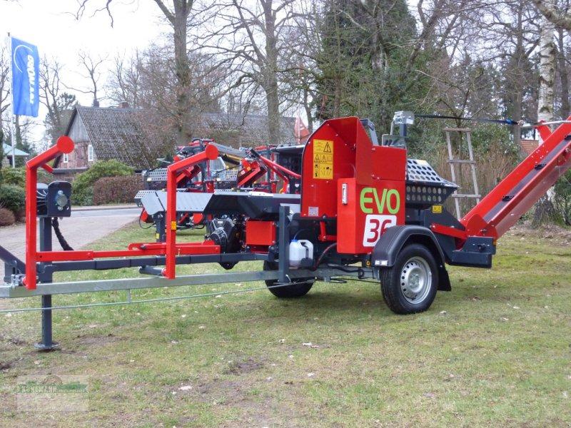Sägeautomat & Spaltautomat des Typs Pilkemaster EVO 36 Mobil, Neumaschine in Neuenkirchen (Bild 9)