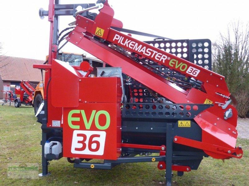 Sägeautomat & Spaltautomat des Typs Pilkemaster EVO 36 TR, Neumaschine in Neuenkirchen (Bild 1)