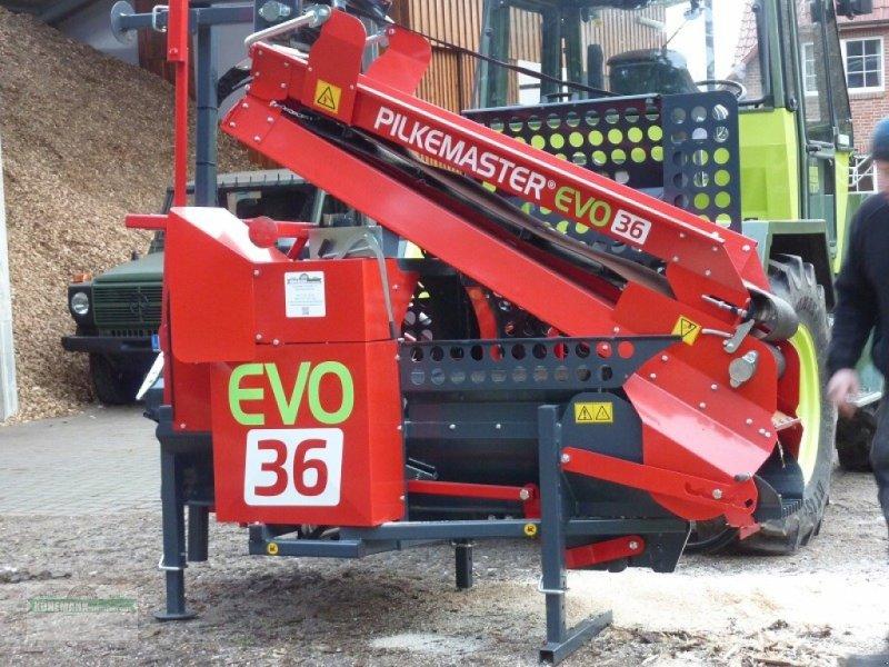 Sägeautomat & Spaltautomat des Typs Pilkemaster EVO 36 TR, Neumaschine in Neuenkirchen (Bild 2)
