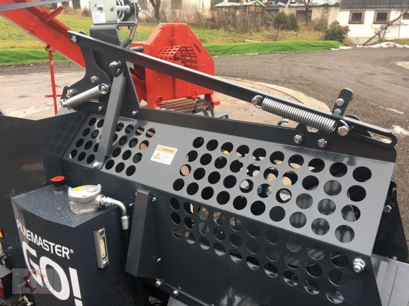 Sägeautomat & Spaltautomat des Typs Pilkemaster GO 30cm 14PS Förderband Stammheber, Neumaschine in Tiefenbach (Bild 7)