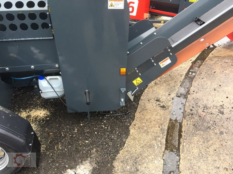 Sägeautomat & Spaltautomat des Typs Pilkemaster GO 30cm 14PS Förderband Stammheber, Neumaschine in Tiefenbach (Bild 15)