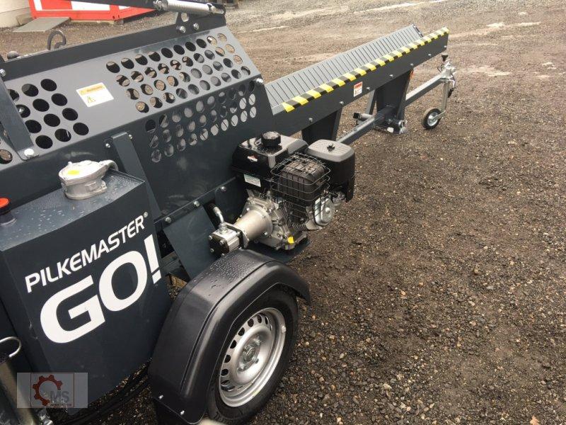Sägeautomat & Spaltautomat des Typs Pilkemaster GO 30cm 14PS Förderband Stammheber, Neumaschine in Tiefenbach (Bild 16)
