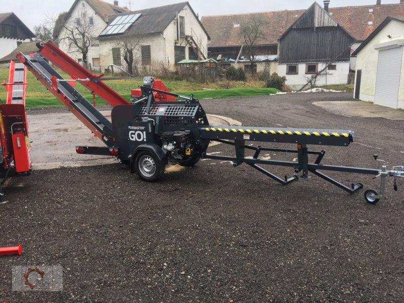 Sägeautomat & Spaltautomat des Typs Pilkemaster GO 30cm 14PS Förderband Stammheber, Neumaschine in Tiefenbach (Bild 1)