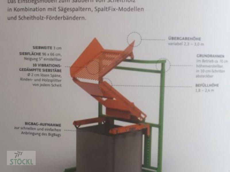 Sägeautomat & Spaltautomat типа Posch LOGCLEANER, Neumaschine в Pfaffenhofen/Telfs (Фотография 1)