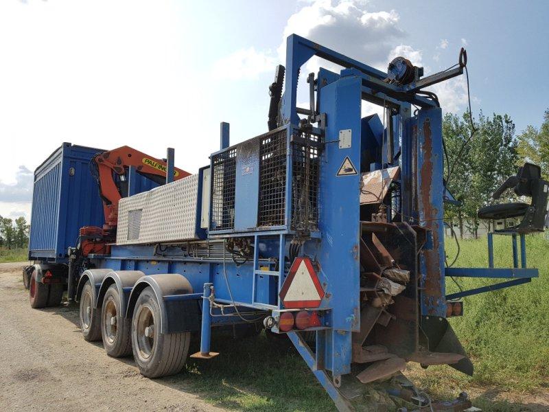 Sägeautomat & Spaltautomat a típus S&Ü D-65 O-600, Gebrauchtmaschine ekkor: Tázlár (Kép 1)