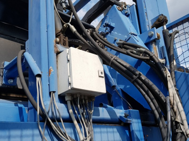 Sägeautomat & Spaltautomat a típus S&Ü SSA 650, Gebrauchtmaschine ekkor: Tázlár (Kép 14)