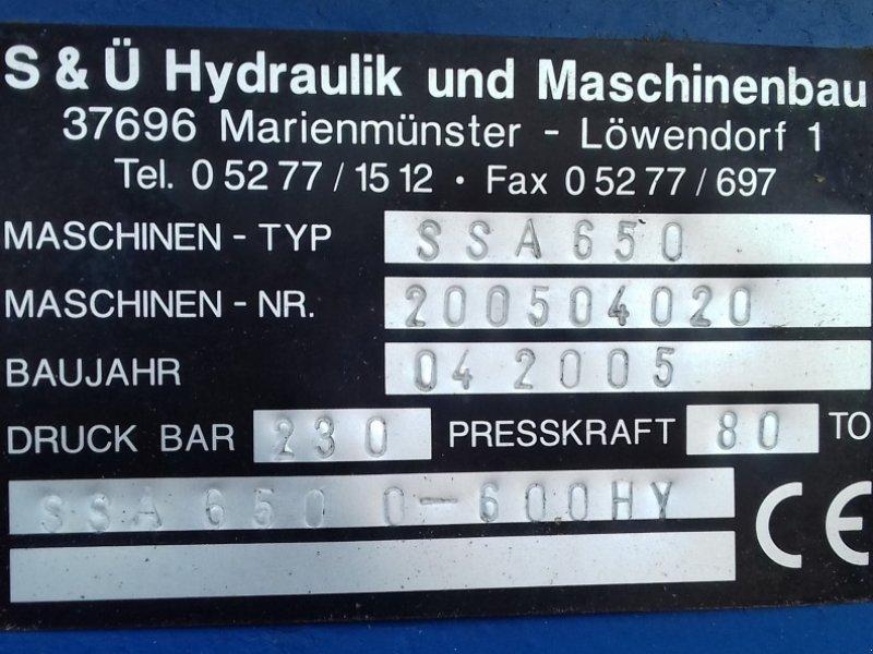Sägeautomat & Spaltautomat a típus S&Ü SSA 650, Gebrauchtmaschine ekkor: Tázlár (Kép 21)