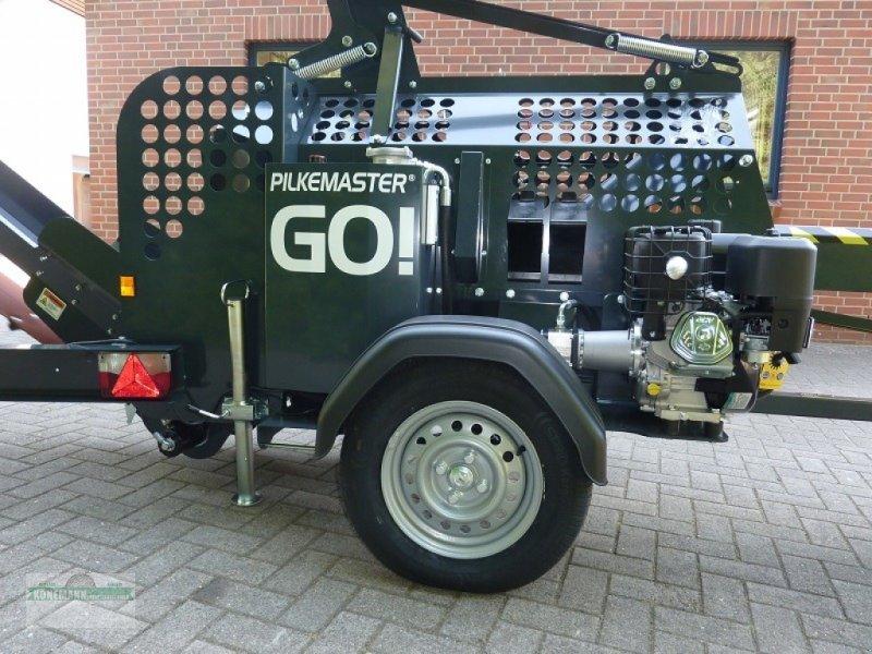 Sägeautomat & Spaltautomat des Typs Sonstige Pilkemaster GO Mobil Sägespalter, Neumaschine in Neuenkirchen (Bild 1)