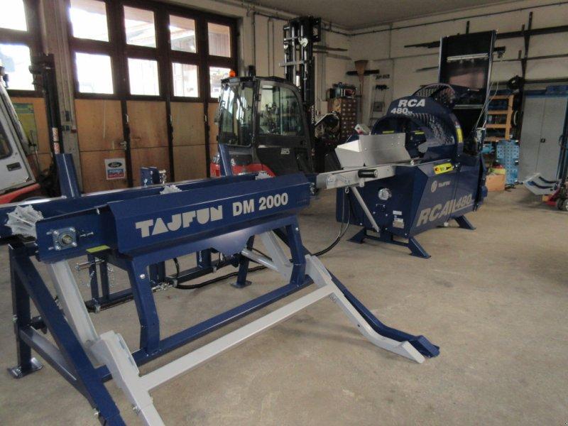 Sägeautomat & Spaltautomat типа Tajfun DM 2000, Gebrauchtmaschine в Pliening (Фотография 1)
