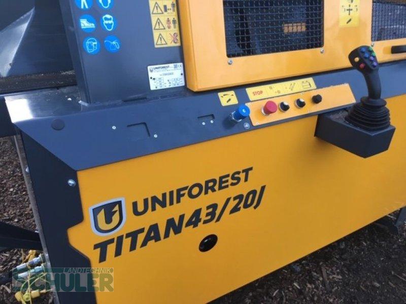 Sägeautomat & Spaltautomat a típus Uniforest Titan 4320 J, Neumaschine ekkor: St. Märgen (Kép 5)