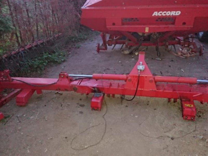 Sämaschine typu Accord Anduckrolle, Rahmen, Räder mit Achse für Accord, Gebrauchtmaschine v Schutterzell (Obrázek 2)